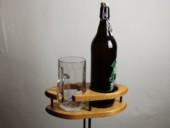 BigTwin - Getränkehalter - Erle - dekoriert