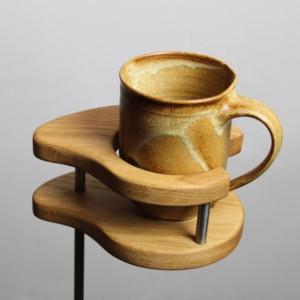 KaffeeSolo - Eiche - dekoriert
