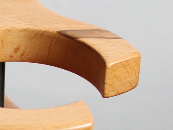 Trio - Getränkehalter - Buche - Detail