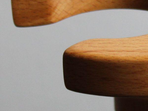 Trio Spezial - Getränkehalter - Buche - Detail